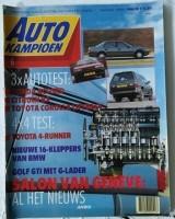Auto Kampioen nr. 6 - 1990