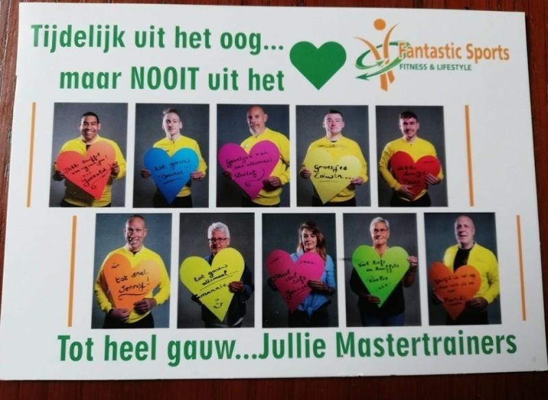 200% veilig sporten bij Fantastic Sports in Hoogeveen