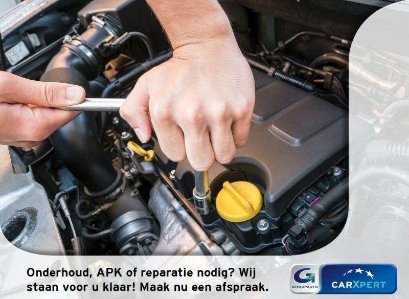 Heeft uw auto onderhoud, APK of een reparatie nodig?