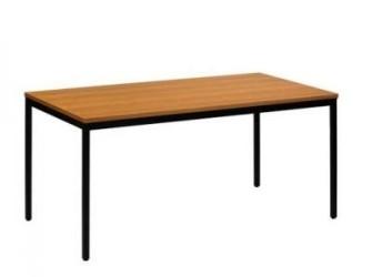 Tafel 120x60  voor kantoor, huiswerkplek, aula...