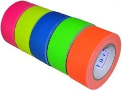 TD47 Gaffa Tape Fluor Deal (5 rollen)