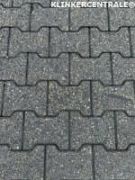 20166 ROOIKORTING 10.000m2 antraciet zwart betonklinkers H-…
