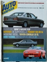 Auto Kampioen nr.2 - 1988