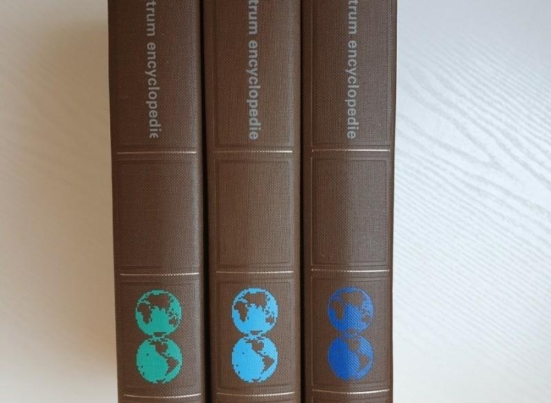 Grote Spectrum Encyclopedie + Atlas