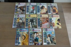 Oog en oor magazine 1996, 1997 - 11 stuks