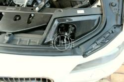 Carbon motorkapslot cover