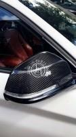 Carbon spiegel kappen BMW 2 Serie F22 F23