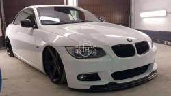 Carbon voorlip A style BMW 3 Serie E92 E93 LCI