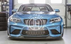 Carbon GT4 voorlip F87 M2
