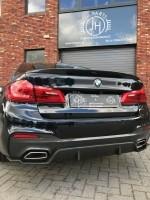 Carbon diffuser BMW 5 Serie G30 G31
