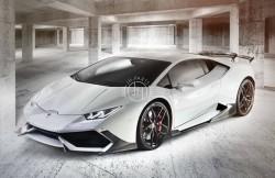 Carbon Hydra voorlip Lamborghini Huracan