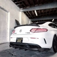 PSM Spoiler C63 (S) Coupe