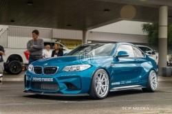 PSM voorlip BMW M2
