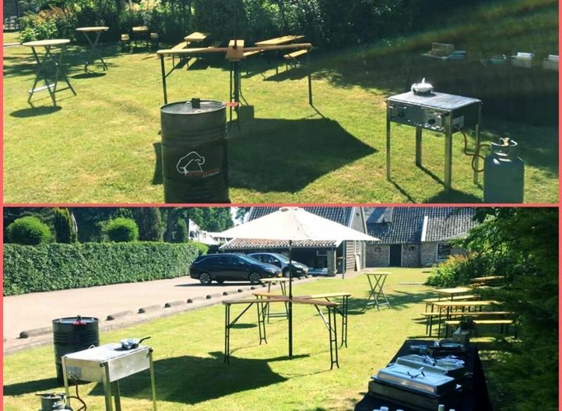 Coronaproof barbecue laten verzorgen
