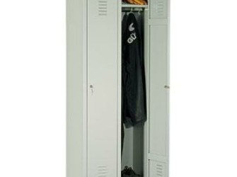 ACTIE WEKEN!!Garderobekast 2 deurs model