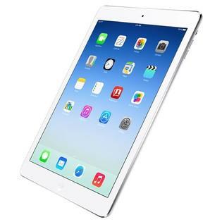 thuiswerk/studie actie Apple iPad Air White Silver 16GB WiF…