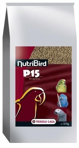 Nutribird p15 original onderhoudsvoeder (4kg) 1KG