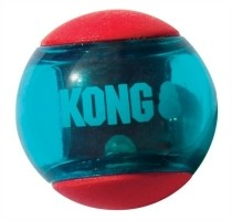 Kong squeez action rood 5X5X5 CM