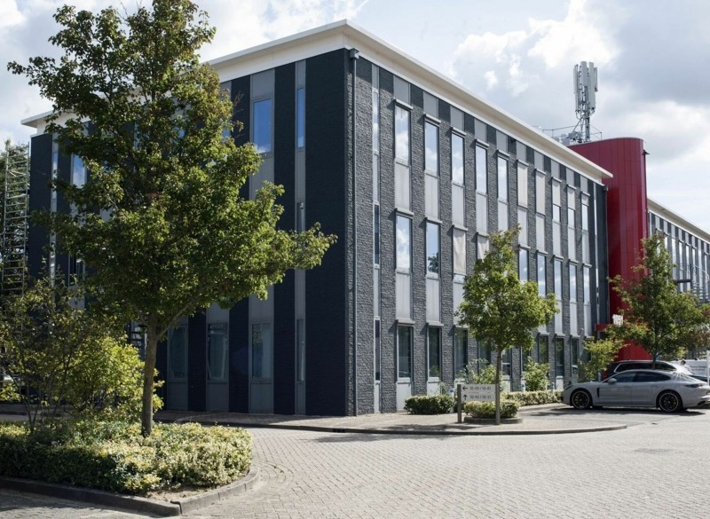 Te huur  Kantoorruimte Kerkenbos 1033-1037 Nijmegen