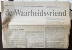 De Waarheidsvriend - 20 september 1979