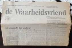De Waarheidsvriend 4 oktober 1979