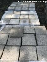 20182 ROOIKORTING 350m2 grijs betontegels 30x30x4,5cm tuint…