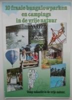 Folder Camping Unie 1989 - 10 bungalowparken en campings