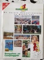Bungalow- en Campinggids EUROASE - 1995/96