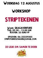 Workshop striptekenen