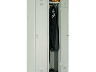 Garderobekast met 2 deuren KIJK SNEL OP=OP