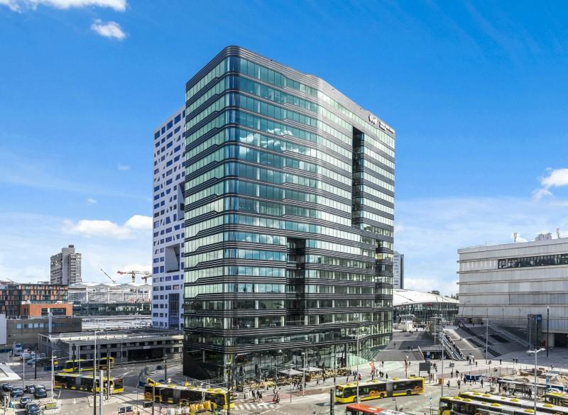 Te huur  Kantoorruimte Stadsplateau 2 Utrecht