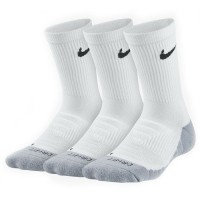Nike Everyday Max Cushioned Crew Trainingssokken Wit (3 paa…