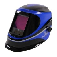 Automatische lashelm Blauw