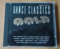 "Originele verzamel-CD ""Dance Classics Gold"" (CD1) van Arcad…"
