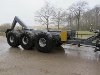 Kurstjens haakarm 30 ton
