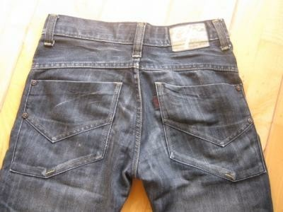 Spijkerbroek blauw CLP / maat 26 /32