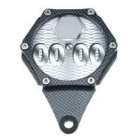 Motorfiets waterdichte aluminium belastingschijfhouder