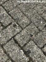 20186 ROOIKORTING 2.000m2 grijs betonklinkers straatstenen…