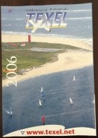 Oude vakantiegids - Texel 2006