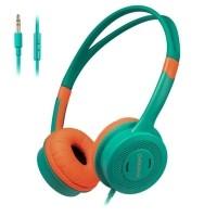 ONIKUMA M100 Portable Adjustable Headband Safely Over-Ear H…