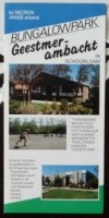 Foldertje - Bungalowpark Geestmerambacht in Schoorldam