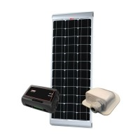 NDS Solenergy 120W Zonnepaneel SET + SC320M KP120SCM