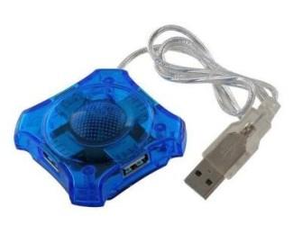 USB HUB 2.0 4 Port - Gratis Bezorgd