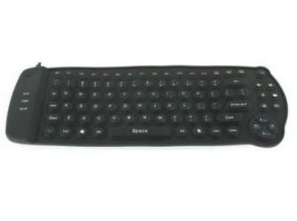 GRATIS Bezorgd: Flexibel USB Toetsenbord Klein