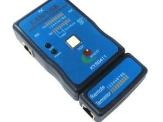USB/LAN Kabel Tester - Gratis Bezorgd!