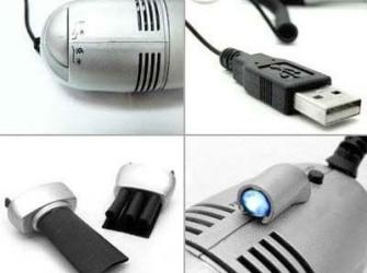 USB Mini Stofzuiger - Gratis Bezorgd!