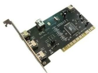 PCI Firewire kaart - Gratis bezorgd!