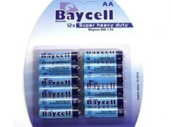 12 x AA Batterijen - Gratis Bezorgd!