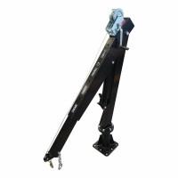 Aanhangerlaadkraan zwaar 900 kg met handlier