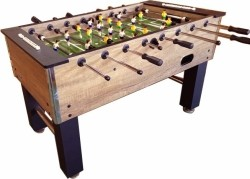 TopTable Voetbaltafel Competition Wood